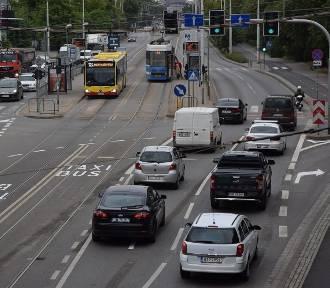 Wrocław. Czy buspas na ul. Grabiszyńskiej będzie zlikwidowany?