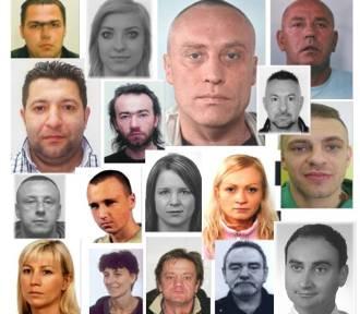 Tych przestępców ściga dolnośląska policja [LISTY GOŃCZE]