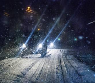 Uwaga na śliskie jezdnie w Lubuskiem [MAPA POGODOWA]