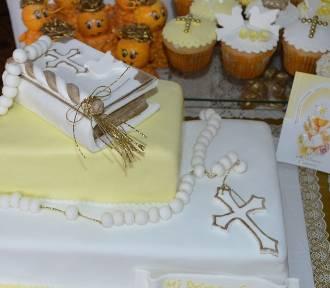 To są najpiękniejsze torty na przyjęcia z okazji Pierwszej Komunii Świętej [zdjęcia]