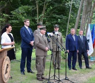 Dwa leśne zbiorniki retencyjne w Toszku otwarte
