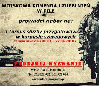WKU Piła ogłosiła nabór na szkolenie przygotowawcze