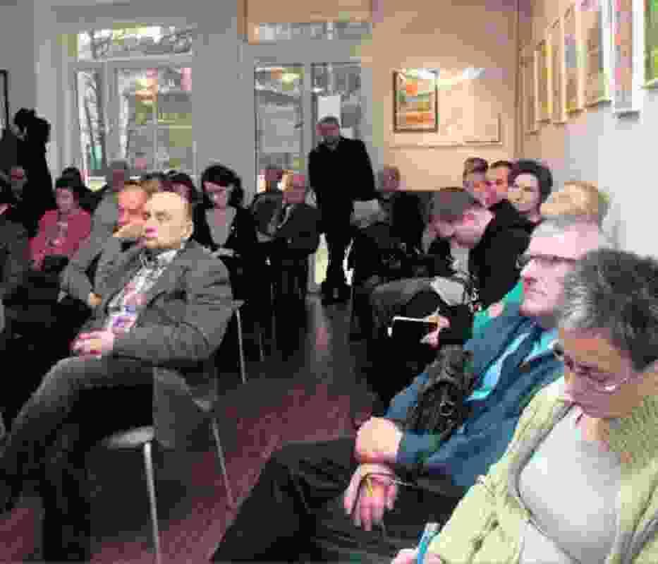 Analizę raportu Stowarzyszenie Gliwiczanie dla Gliwic zaprezentowało mieszkańcom na spotkaniu