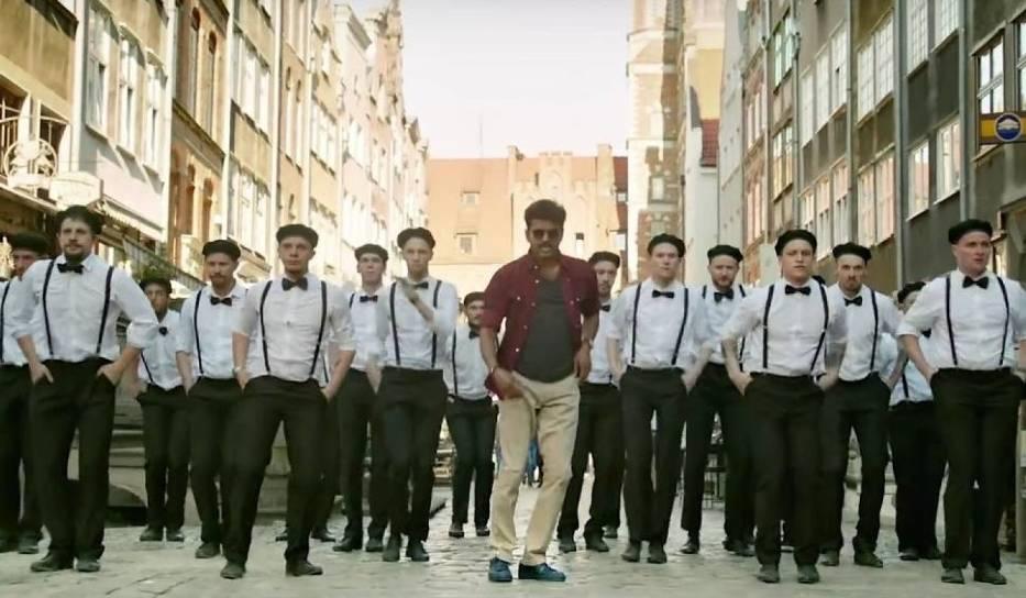 MersalW Gdańsku kręcono sceny do filmu Bollywood