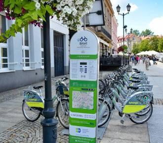Rowery miejskie w Białymstoku. BiKeRy będą dopiero w lipcu?