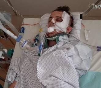 Gmina Kłecko: zbiórka na protezę ręki i rehabilitację strażaka po wypadku