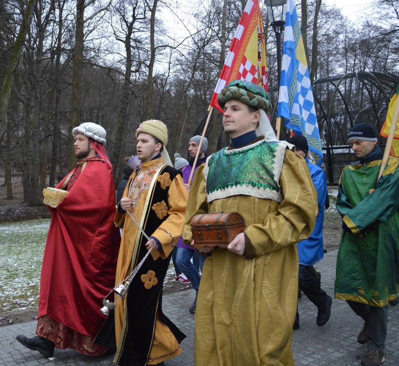 Orszak Trzech Króli 2019 w Wejherowie