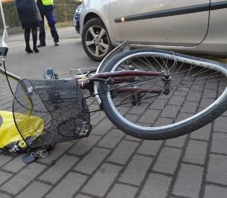 Sporo wypadków z udziałem rowerzystów na drogach powiatu