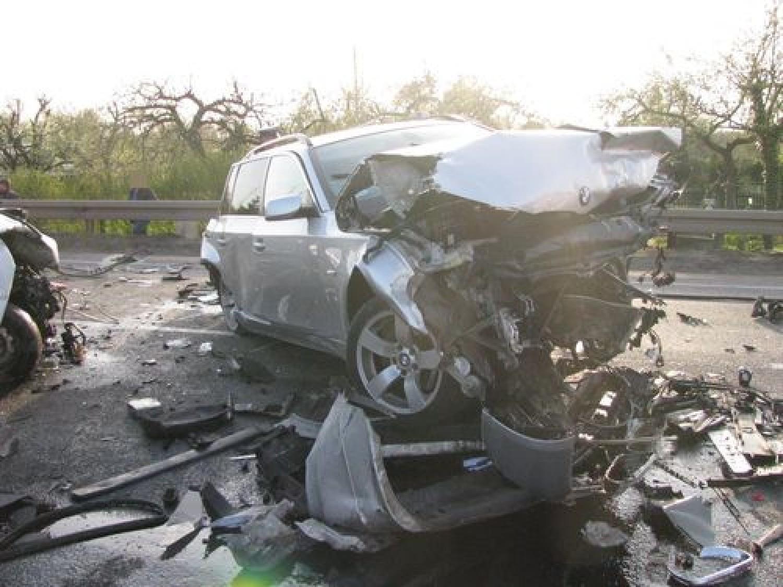 Wypadek na ul. Wrocławskiej w Ostrowie