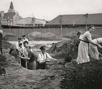 Wiosna, lato, WOJNA... Warszawa 1939. Od piątku nowa wystawa w Domu Spotkań z Historią