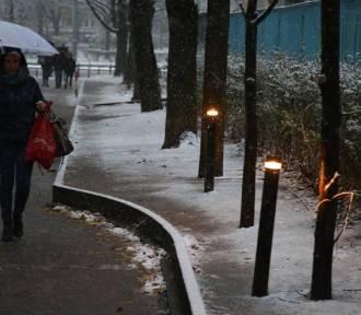 IMGW ostrzega przed opadami śniegu w Kujawsko-Pomorskiem