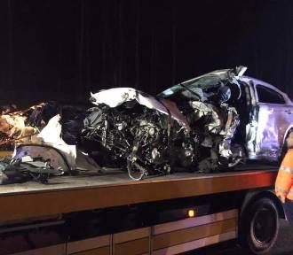 Dwa tragiczne wypadki na Dolnym Śląsku. Trzy osoby nie żyją.