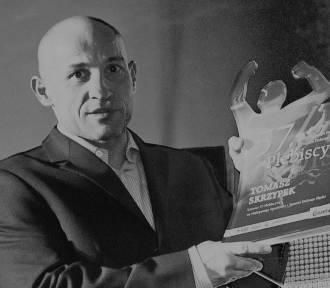 Tomasz Skrzypek nie żyje. Był legendą polskiego kickboxingu, trenerem żużlowców. Miał 52 lata