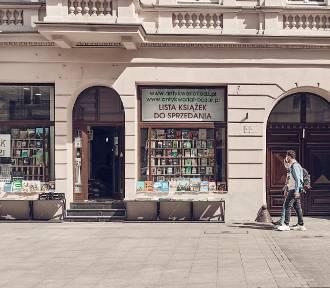 ŁCW  zachęca do robienie zakupów na Piotrkowskiej