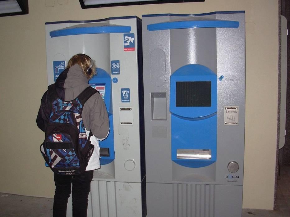 Ucieszyć pasażerów powinny też nowe automaty do zakupu biletów