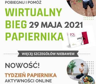 Kwidzyński Bieg Papiernika odbywa się w tym roku w innej formule
