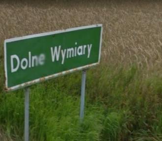 Najśmieszniejsze nazwy wsi w Polsce. Zobaczcie te znaki drogowe! [TOP 50]