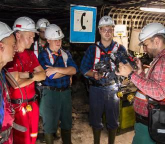 Drony będą pracować w kopalni? Pierwsze testy już trwają [ZDJĘCIA]