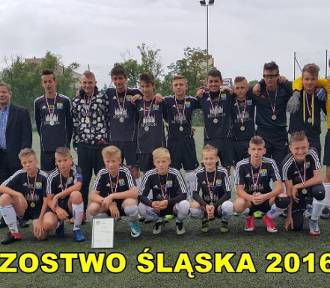 MKS Żory z rocznika 2003 z Mistrzostwem Śląska!