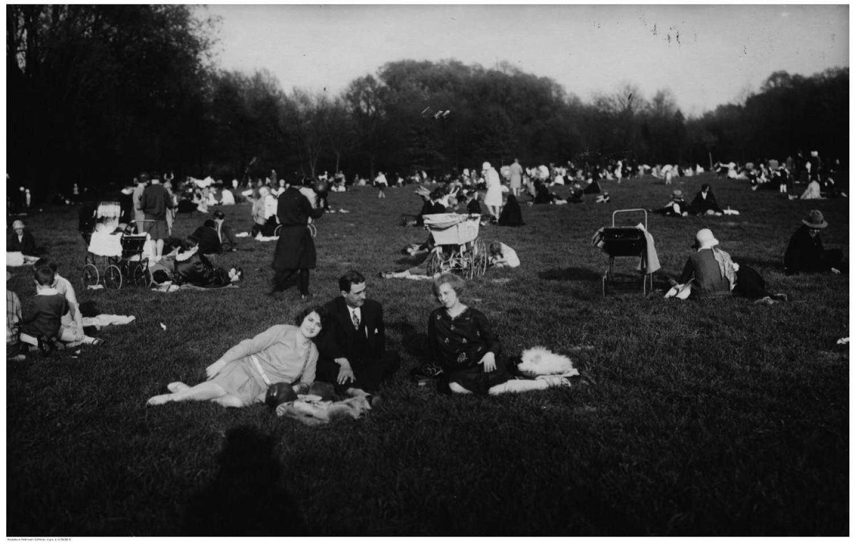 Park Sołacki w Poznaniu to oaza spokoju