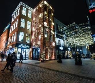 Świąteczne iluminacje w mieście [zdjęcia]