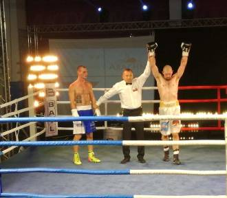 Dla Bartosza Głowackiego boks jest sposobem na życie