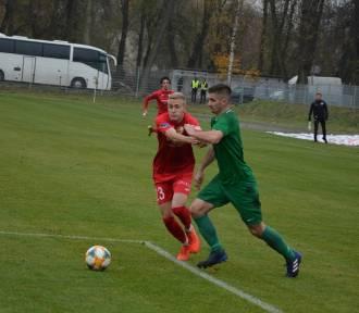 Piłkarze Lechii remisują u siebie ze Świtem Nowy Dwór Maz. (FOTO+FILM)