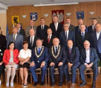 Terminarz sesji inauguracyjnych w samorządach powiatu