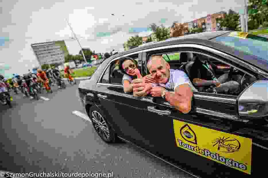 III etap Tour de Pologne 2014