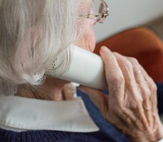 Fałszywa policjantka chciała oszukać seniorów