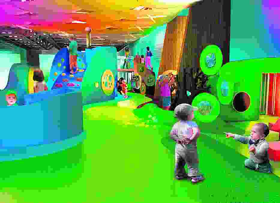 Warszawskie kilkulatki będą poznawać świat w najnowocześniejszej sali na świecie