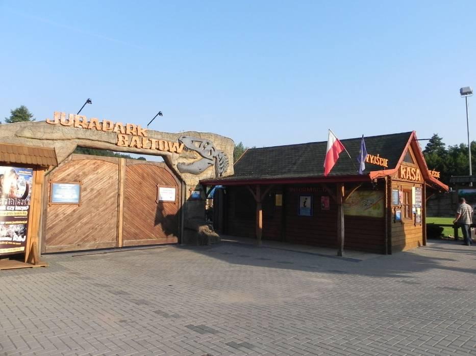 Otwarcie JuraParku w Bałtowie nastąpiło 7 sierpnia 2004 roku