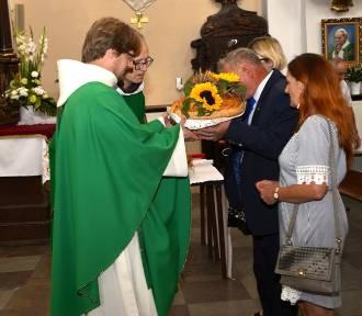 Dożynki w parafii p.w. św. Andrzeja Apostoła