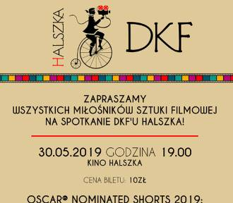 """Szamotuły. DKF """"Halszka"""" zaprasza na krótkie metraże nominowane do Oscara"""