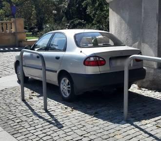 Mistrzowie parkowania w Opolu [GALERIA]