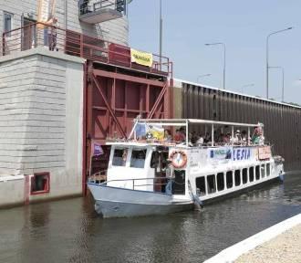 Remont śluz na kanale. Zamontują gigantyczne wrota