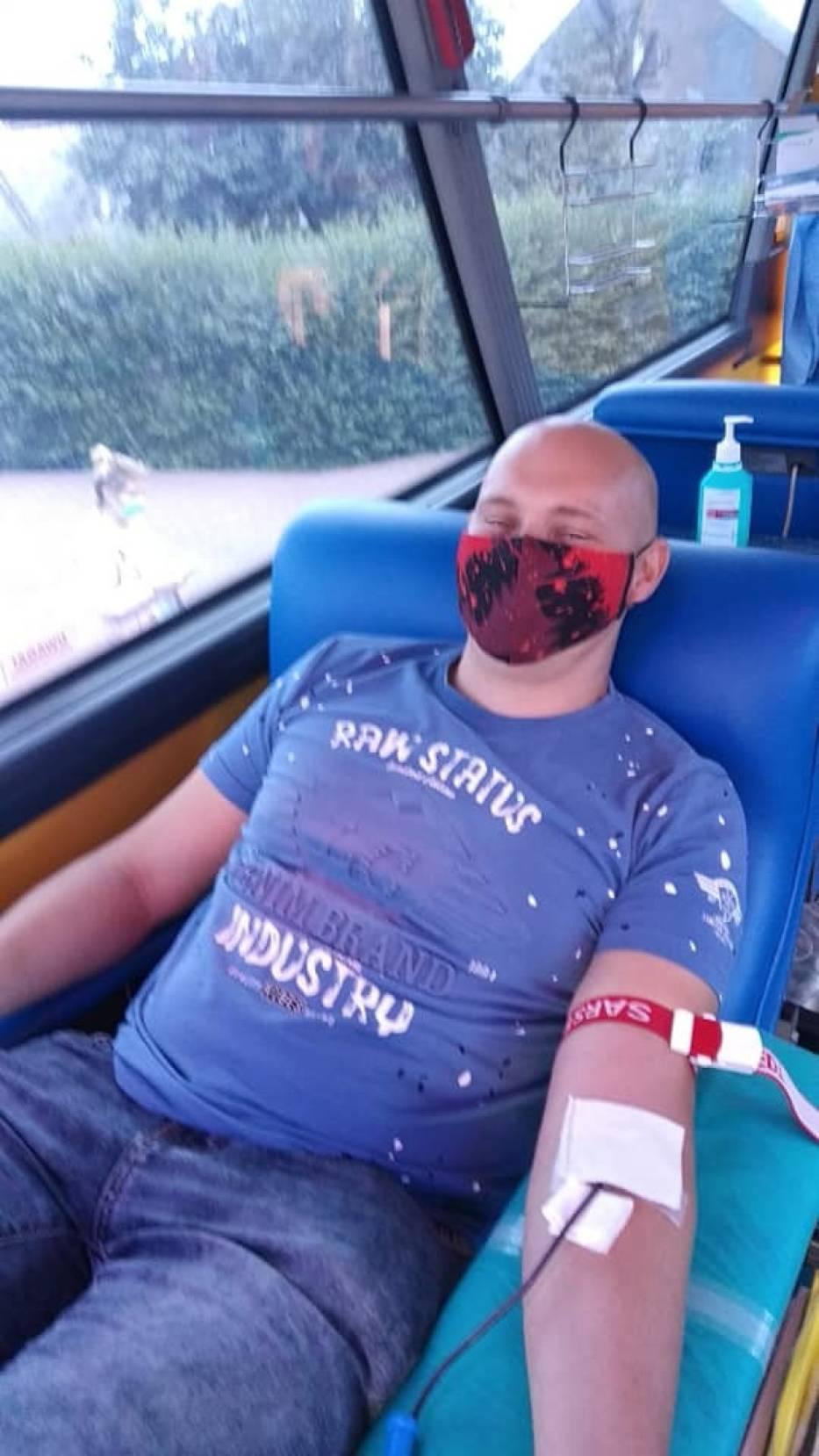 Wakacyjny Pobór Krwi w Połchowie - 11 lipca 2020