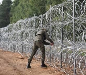 13 osób, które zniszczyły zasieki na granicy, nie trafi do aresztu