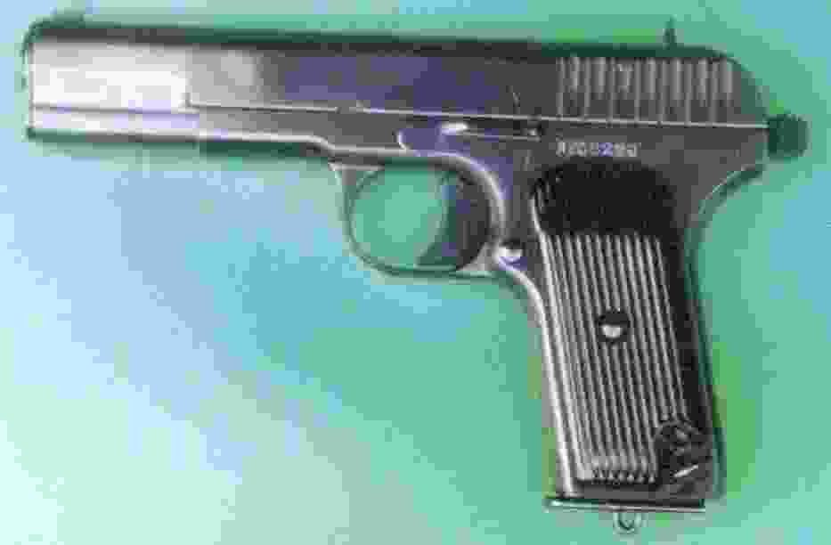 Broń TT