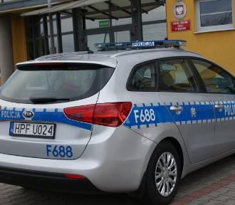 """25-latek z Wielunia ukradł """"malucha"""". Został zatrzymany w Mieleszynie"""