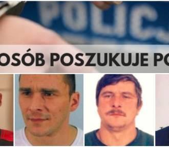 Poszukiwani przez policję z Podhala [LISTY GOŃCZE]