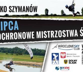 W lipcu Spadochronowe Mistrzostwa Świata 2018 we Wrocławiu