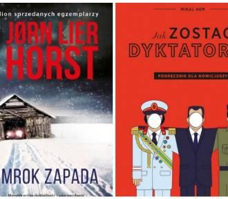 """KONKURS: Do wygrania książki """"Gdy zapada zmrok"""" i 'Jak zostać dyktatorem"""""""
