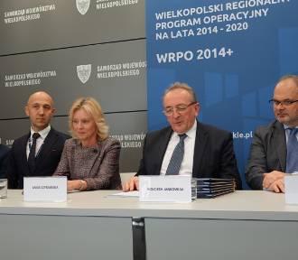 Osoby pracujące i bezrobotne z Wielkopolski dostaną z Unii pieniądze na zdobywanie i podnoszenie