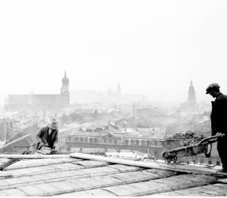 Muzeum Narodowe, kopce i UJ. Tak budował się Kraków! [ARCHIWALNE ZDJĘCIA]