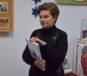 Człuchów. Spotkanie autorskie z Marią Danutą Kordykiewicz