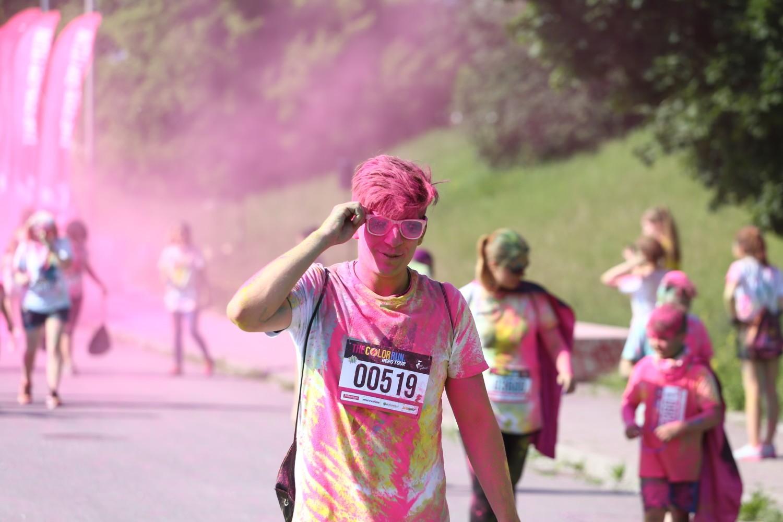 The Color Run 2019, Warszawa. Tysiące osób wzięło udział w najbardziej kolorowym biegu