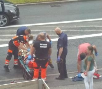 Bydgoszcz. Pieszy potrącony na pasach przez autobus