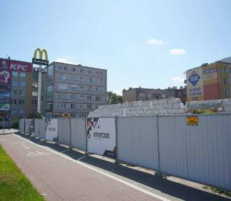 McDonald przy ul. Hetmańskiej został zburzony