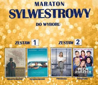 Helios w Libero Katowice zaprasza na filmowy Maraton Sylwestrowy!